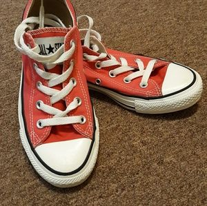 Converse low tops size 5